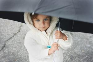 Kylie in the Rain