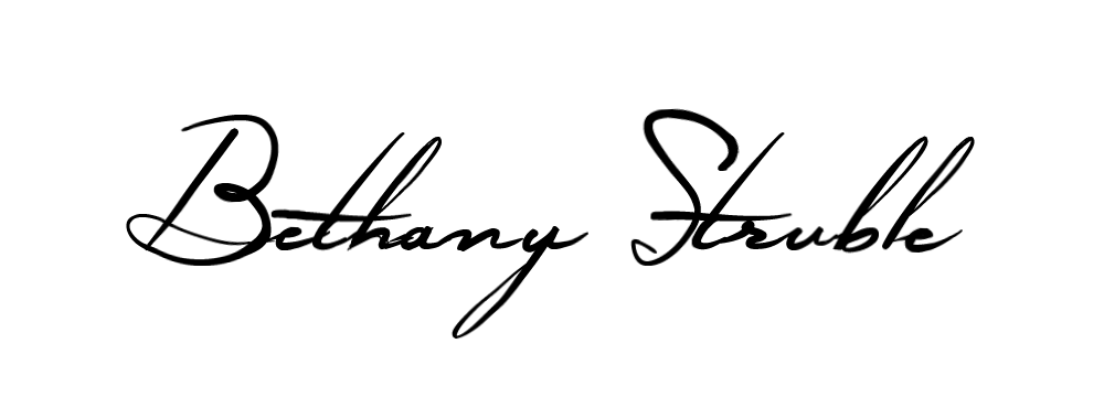 Bethany Struble | GIVEAWAY – THREAD SHOW